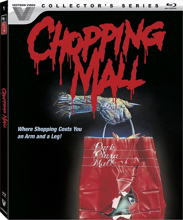 Chopping Mall (1986) - Blu-ray Review