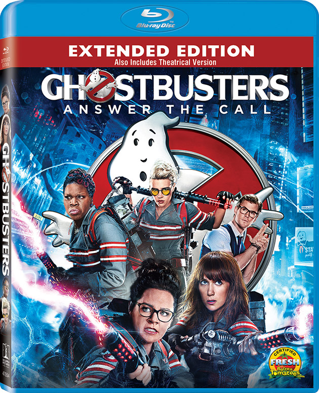 Ghostbusters - Blu-ray Review