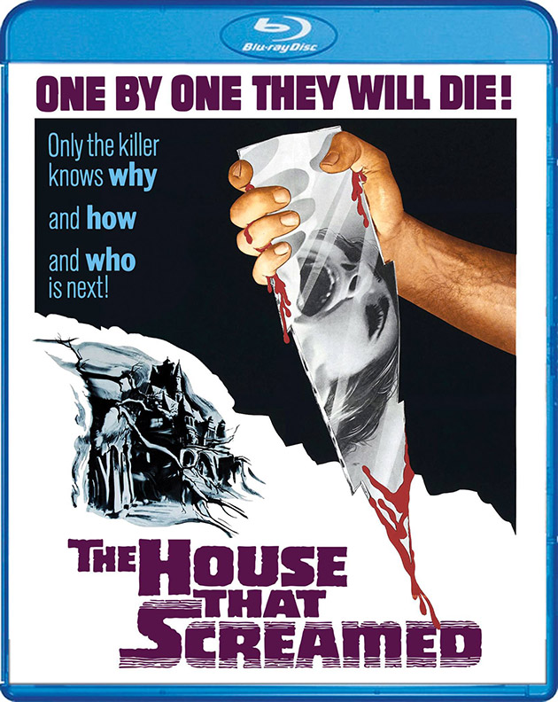The House That Screamed - Blu-ray Review