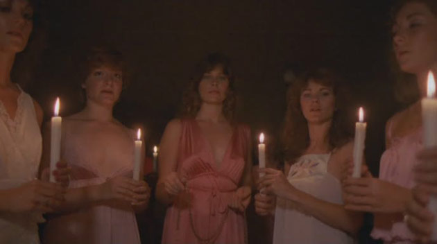 The Initiation (1984) - Blu-ray Review