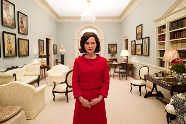 Jackie - Movie Review of film details