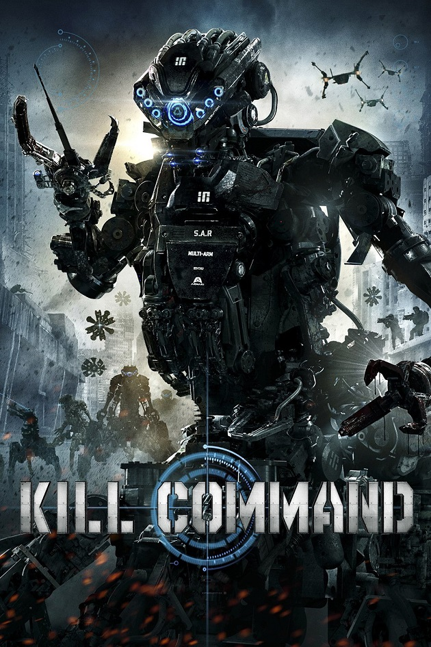 Kill Command - Movie Review