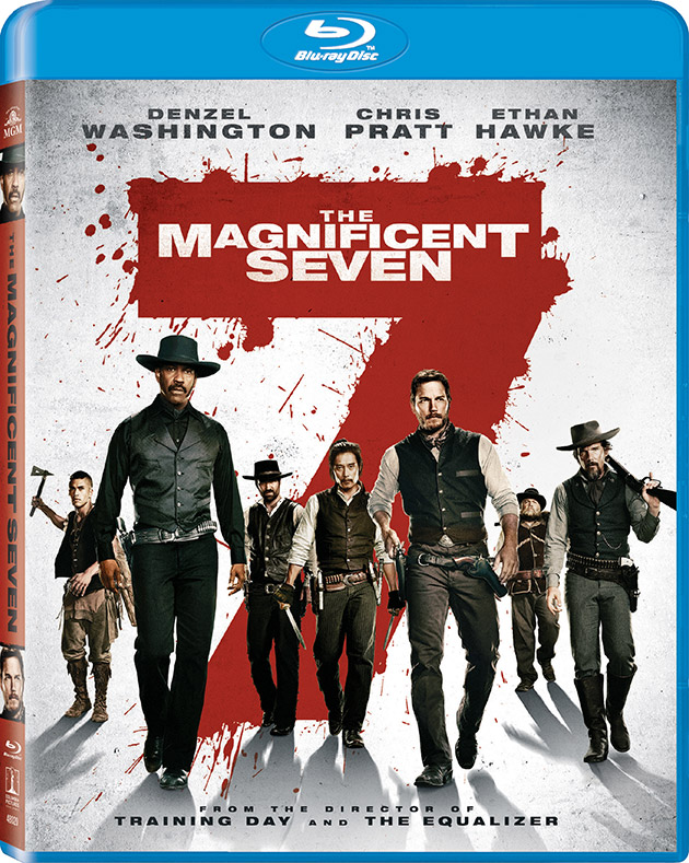 The Magnificent Seven (2016) - Movie Review