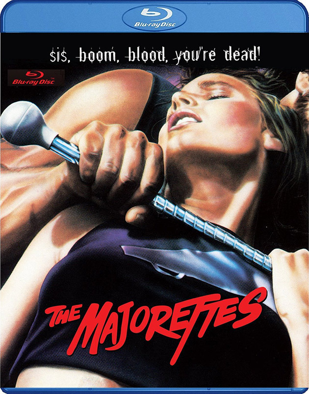 Majorettes (1987) - Blu-ray Review