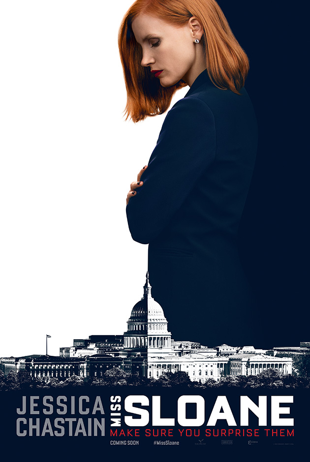Miss Sloane - Movie Review