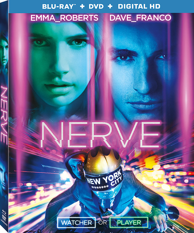 Nerve - Blu-ray Review