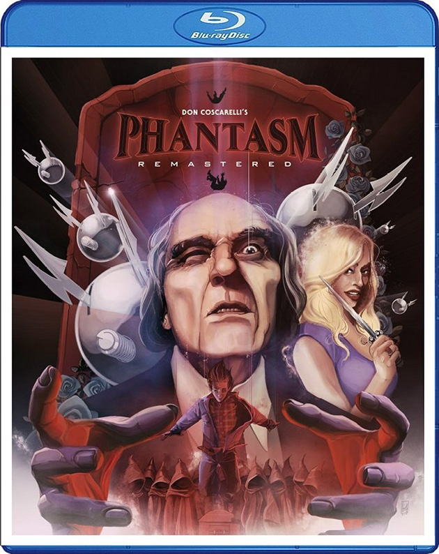 Phantasm: Remastered (1979) - Blu-ray Review