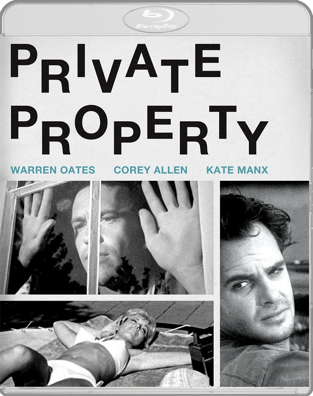 Private Property - Limited Edition - Blu-ray Reivew