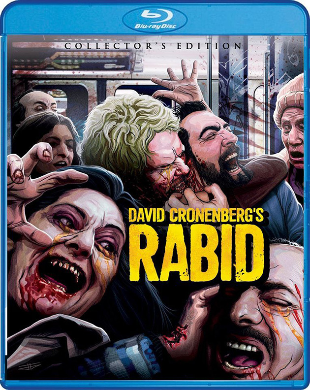 Rabid (1977): Collector's Edition Blu-ray Review