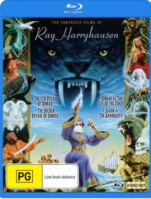 The Fantastic Films of Ray Harryhausen - Blu-ray Review