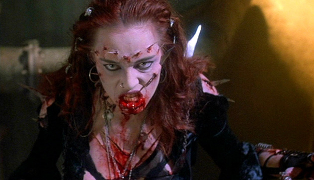 Return of the Living Dead 3 (1992) - Blu-ray Review