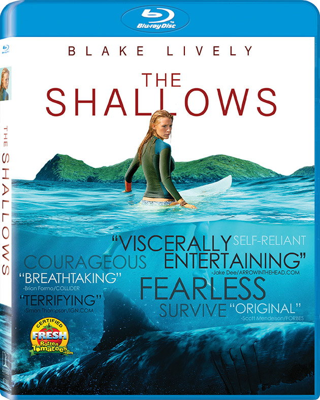 The Shallows - Blu-ray Review