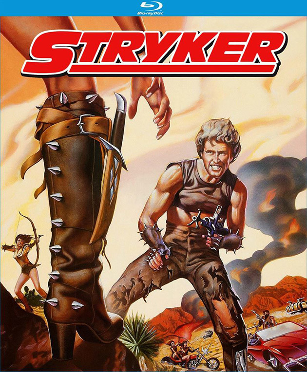 Stryker (1983) - Blu-ray Review