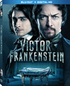 Victor Frankenstein - Blu-ray Review
