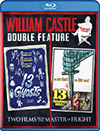 William Castle Double Feature: 13 Ghosts & 13 Frightened Girls (1960, 1963) - Blu-ray Review