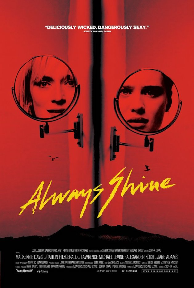 Always Shine (2016) - DVD Review