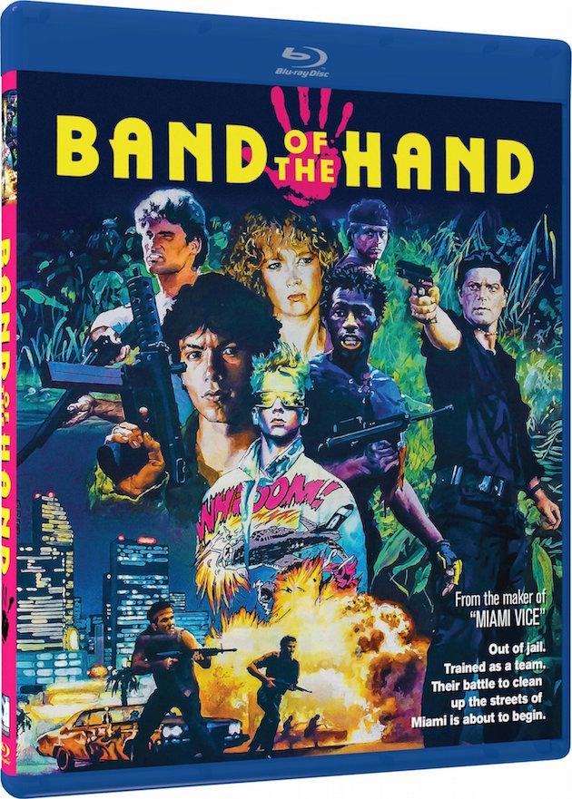 Band of the Hand (1986) - Blu-ray Review
