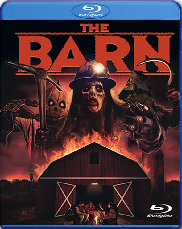 The Barn (2016) - Blu-ray Review