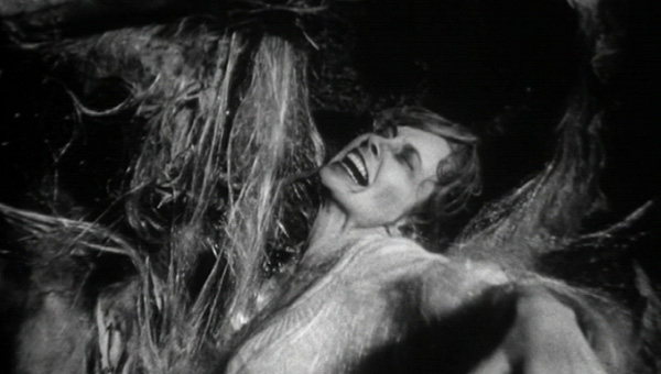 Wasp Woman - The Beast From Haunted Cave - Blu-ray Review
