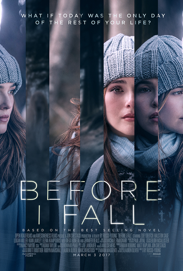 Before I Fall - Movie Review