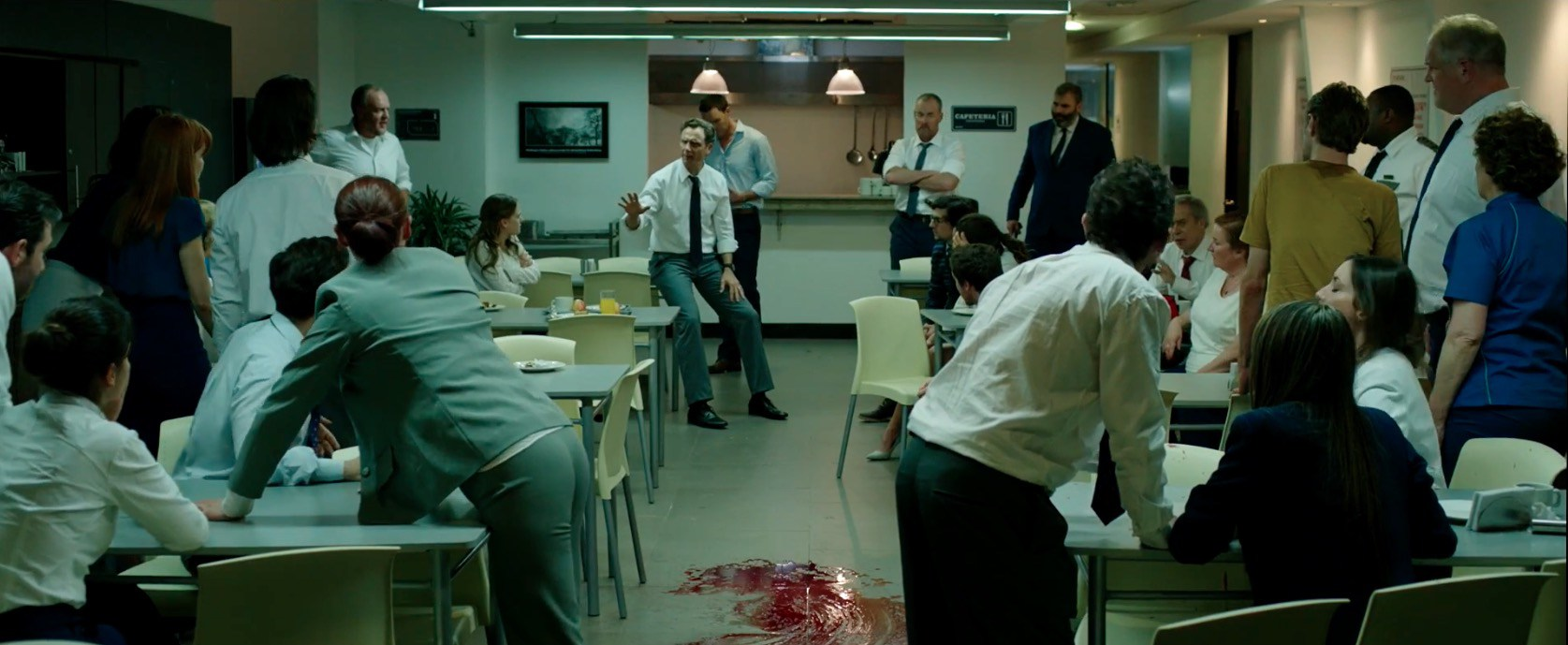 The Belko Experiment - Blu-ray Review