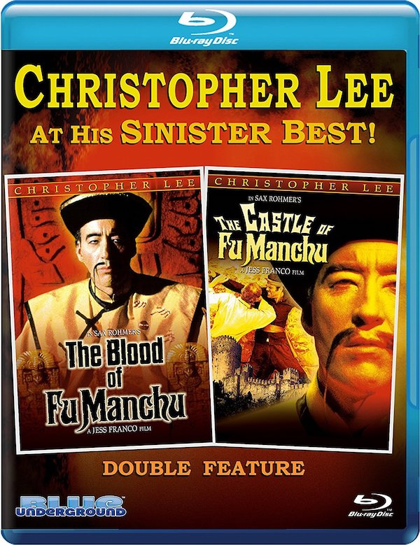 The Blood of Fu Manchu/The Castle of Fu Manchu - Blu-ray Review