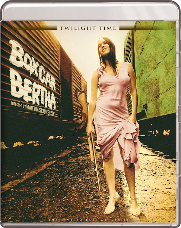 Boxcar Bertha - Blu-ray Review