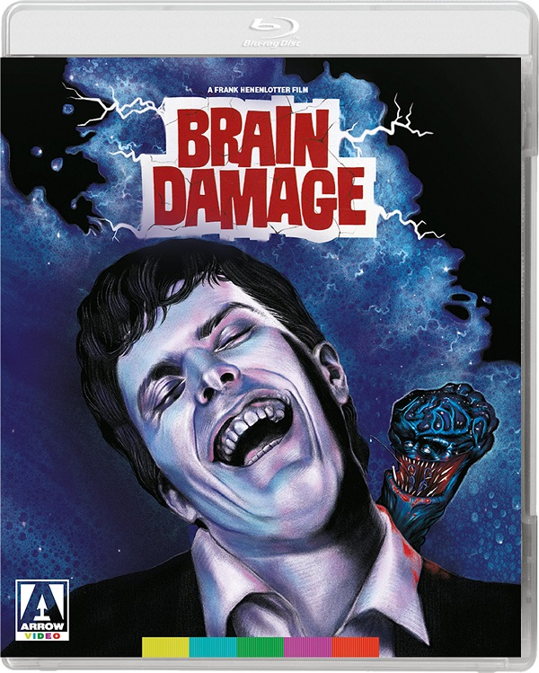 Brain Damage (1988) - Blu-ray Review