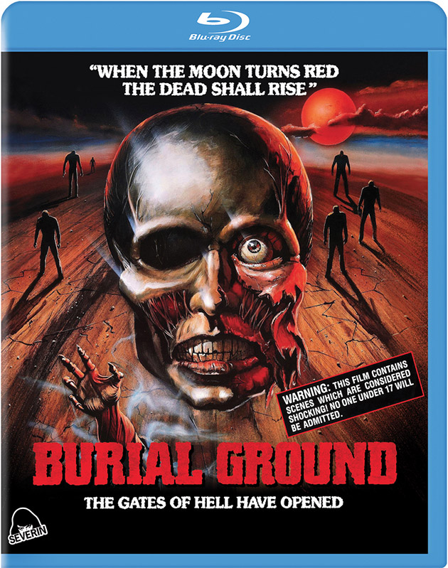Burial Ground - Blu-ray Review