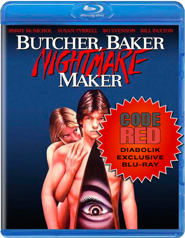 Butcher, Baker, Nightmare Maker - Blu-ray Review