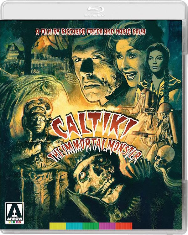 Caltiki The Immortal Monster (1959) - Blu-ray Review