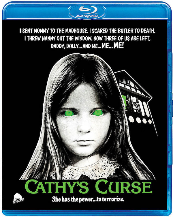 Cathy's Curse: Blu-ray Review