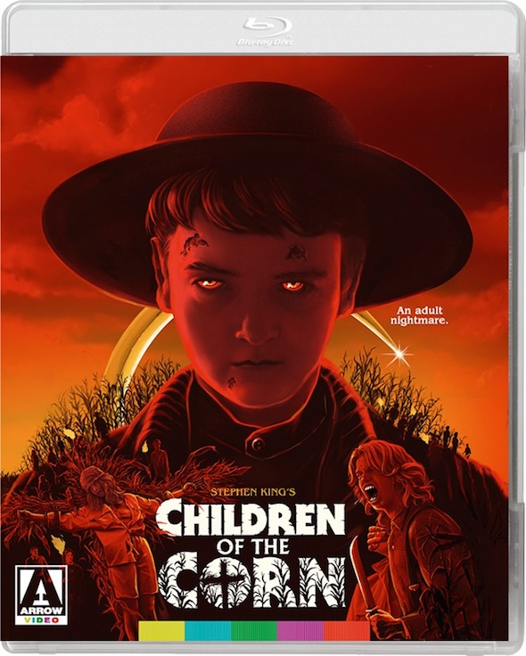 Children of the Corn - Blu-ray Review