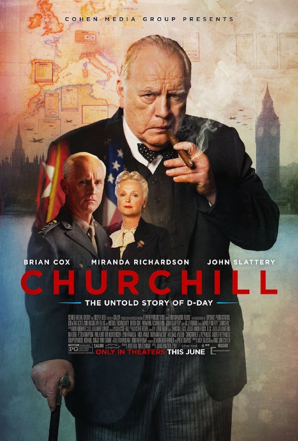 Churchill - Movie Review