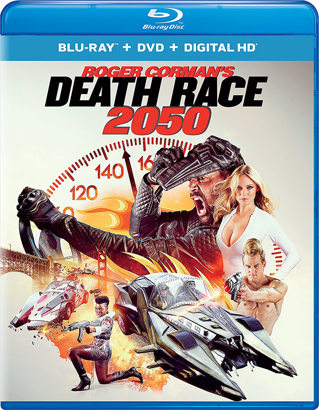 Roger Corman's Death Race 2050 - BLu-ray Review