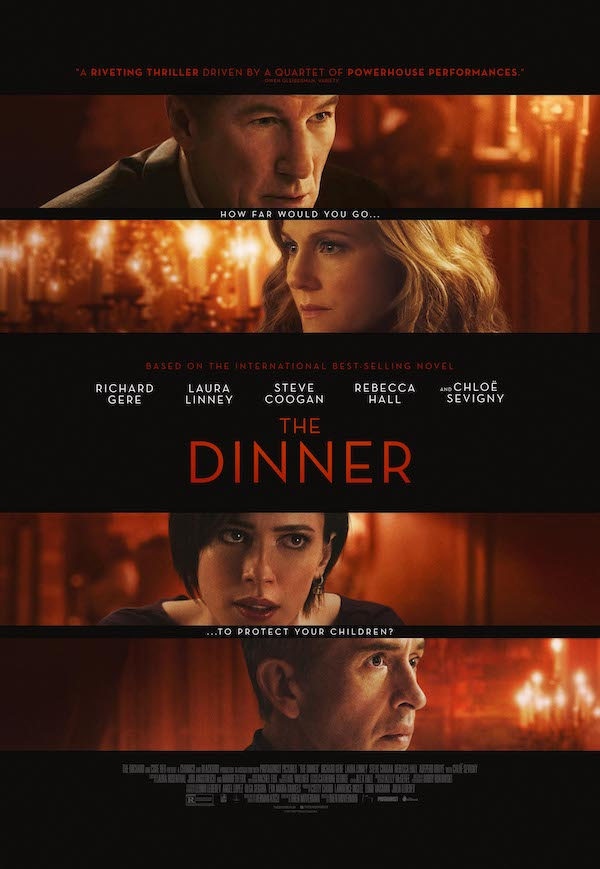 The Dinner (2017) - Movie Review