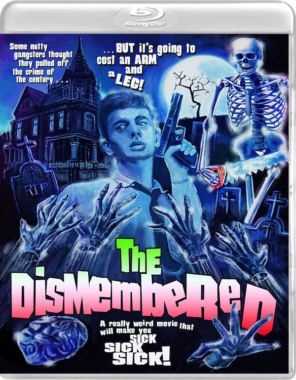 The Dismemebered (1962) - Blu-ray Review