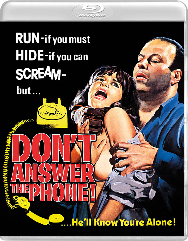 Don't Answer the Phone - Blu-ray Review