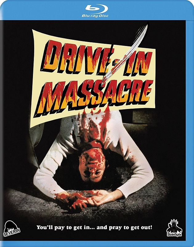 Drive-in Massacre - Blu-ray Review and Details