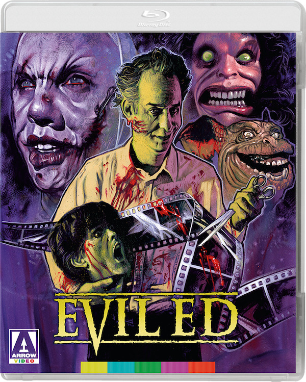 Evil Ed (1995) - Blu-ray Review