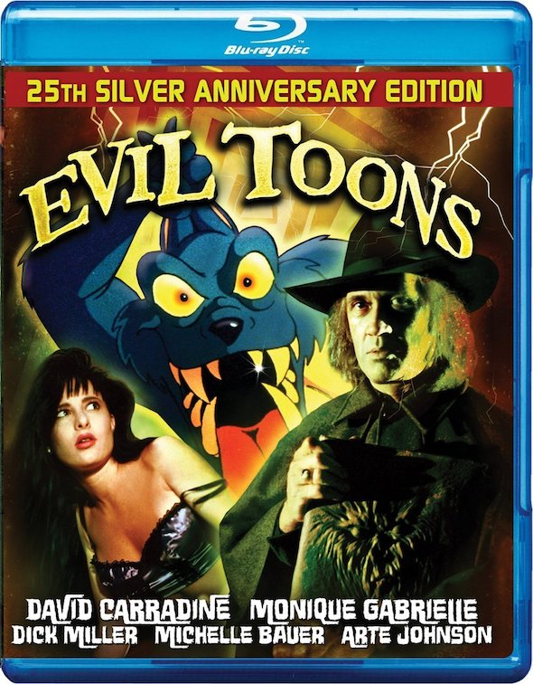 Evil Toons - Blu-ray Review
