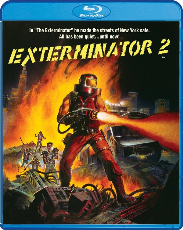 Exterminator 2 - Blu-ray Review