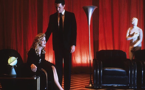 Twin Peaks: Fire Walk With Me - Blu-ray Review
