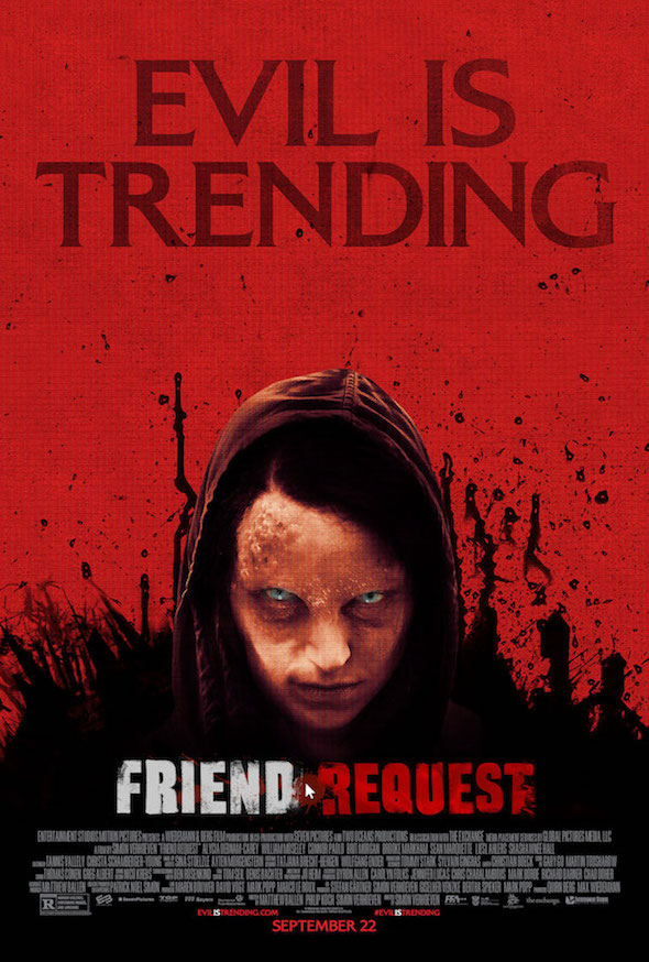 Friend Request - Movie Review