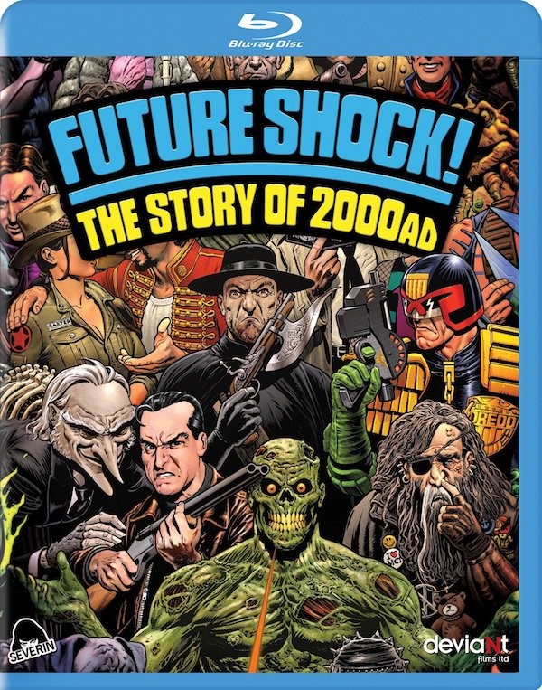 Future SHock - Blu-ray Review
