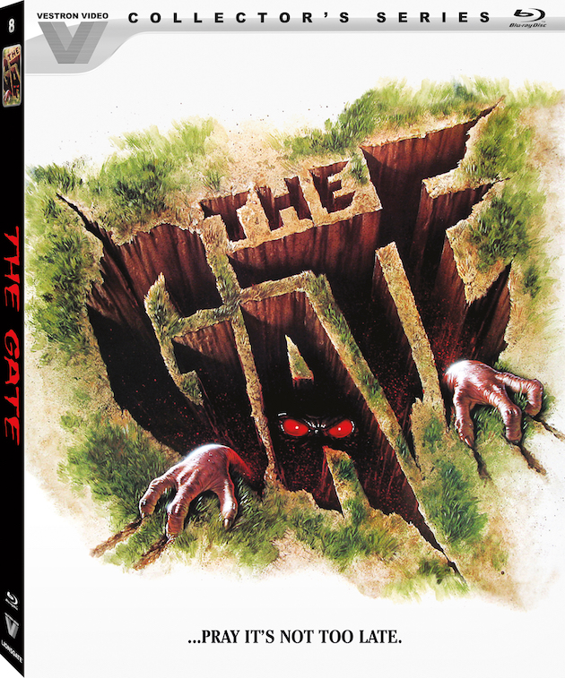 The Gate (1987) - Blu-ray Review