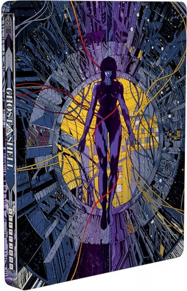 Ghost in the Shell (1995) - Blu-ray Review