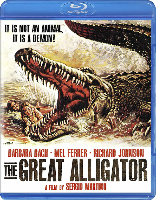 The Great Alligator (1979) - Blu-ray Review