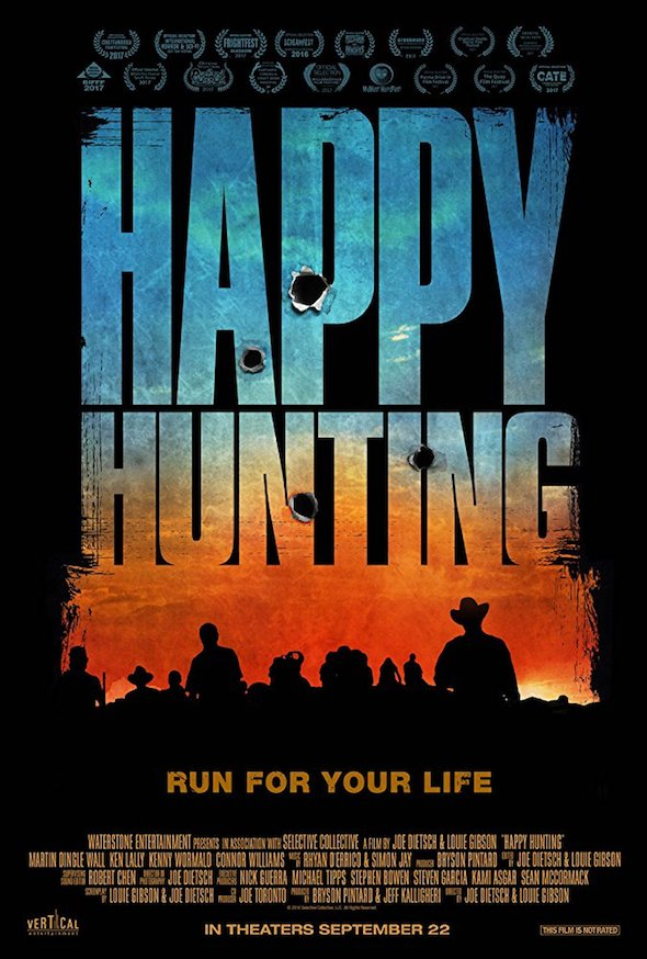 Happy Hunting - Movie Review