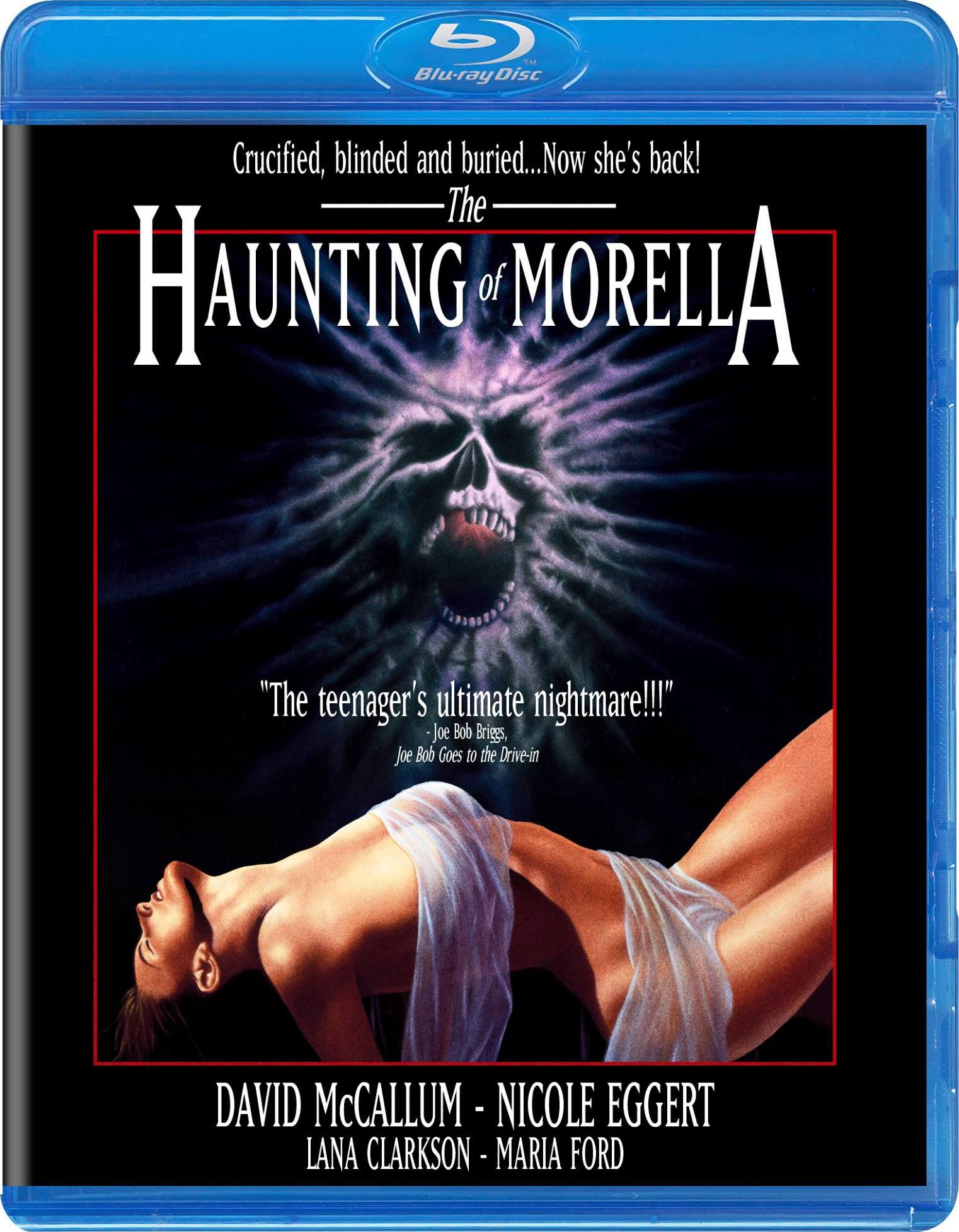 The Haunting of Morella (1990) - Blu-ray Review